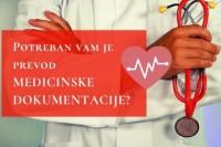 Prevod medicinske dokumentacije