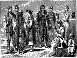 Istorija bugarskog jezika