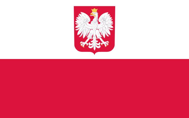 Zastva poljske